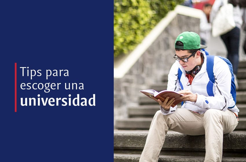 Cómo escoger una universidad