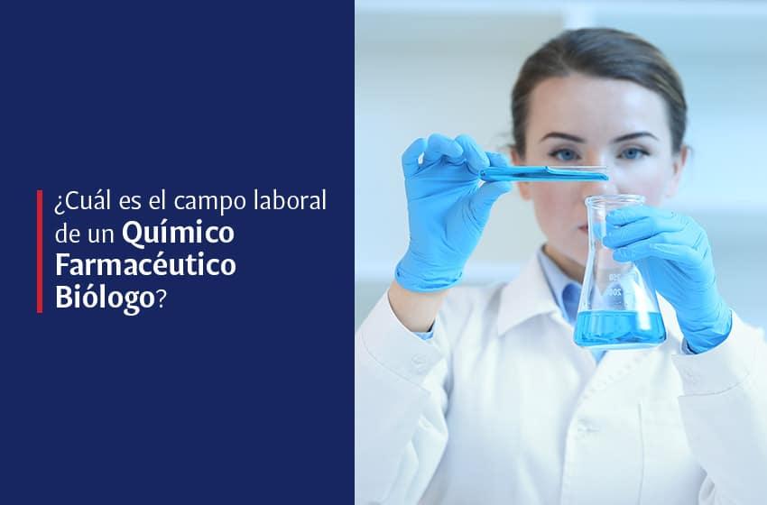 Químico Farmacéutico Biólogo