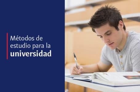 Consejos y métodos de estudio para universitarios