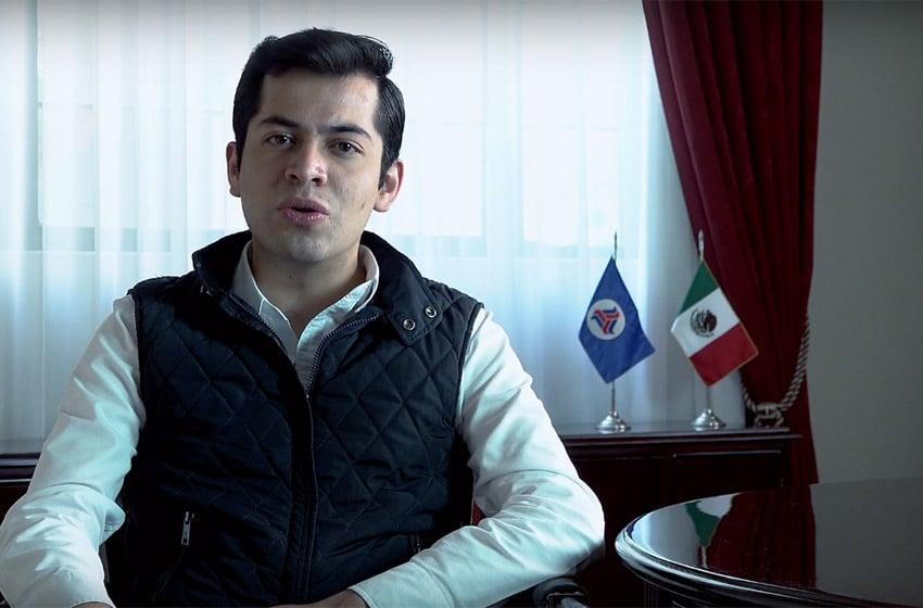 Raúl Gaspar #YoSoyLaSalle