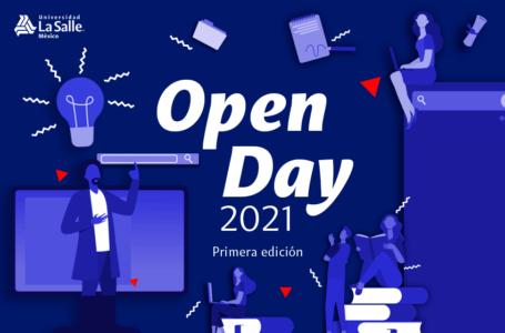 Open Day 2021: Abrimos nuestras puertas; entra desde casa