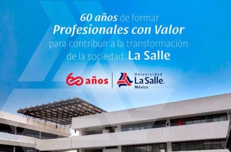 60 años de formar Profesionales con Valor para contribuir a la transformación de la sociedad: La Salle